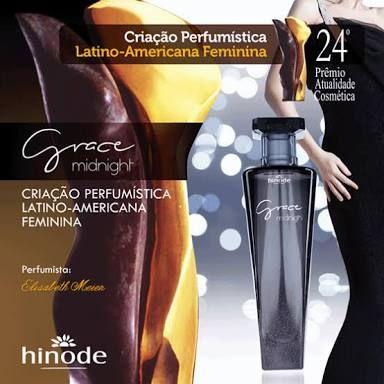 Eleito como melhor perfume feminino da América Latina em