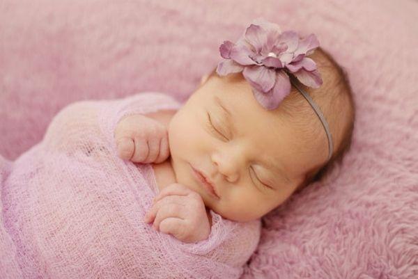 m dchen kopfschmuck blume stoff baby s baby pinterest baby baby kids und birth. Black Bedroom Furniture Sets. Home Design Ideas