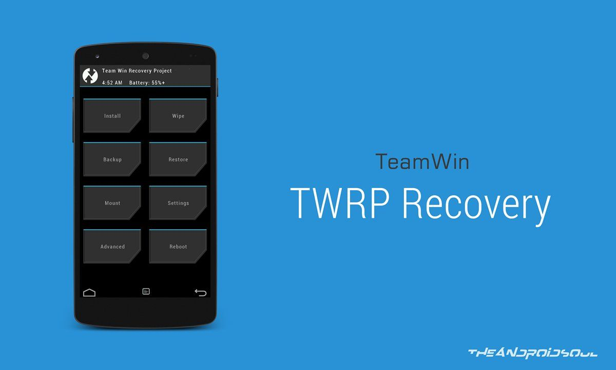 Android Apps: TWRP Manager FULL (ROOT) v7 4 4 Apk | Android