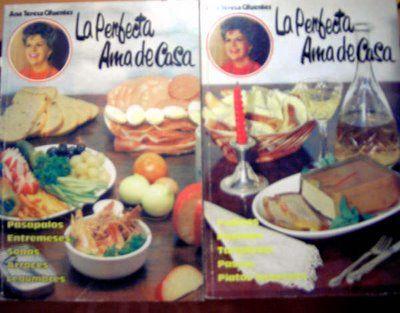 Ana Teresa Cifuentes, La perfecta ama de casa He visto en un Blog que sí recuerdan a esta mujer entrañable que nos acompañó en la Televisión Venezolana un largo trecho de nuestras vidas, publico un humilde artículo que escribí con motivo de su desaparición física a principios de 2002.