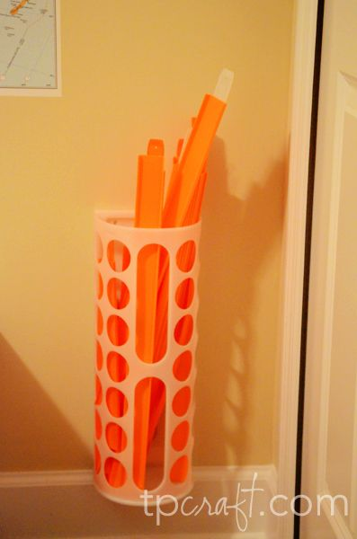 Ikea Hack For Hot Wheels Track Baby Toy Storage Toy