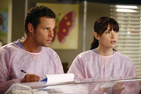 Greys Anatomy Lexie And Alex Greys Anatomy Episodenguide