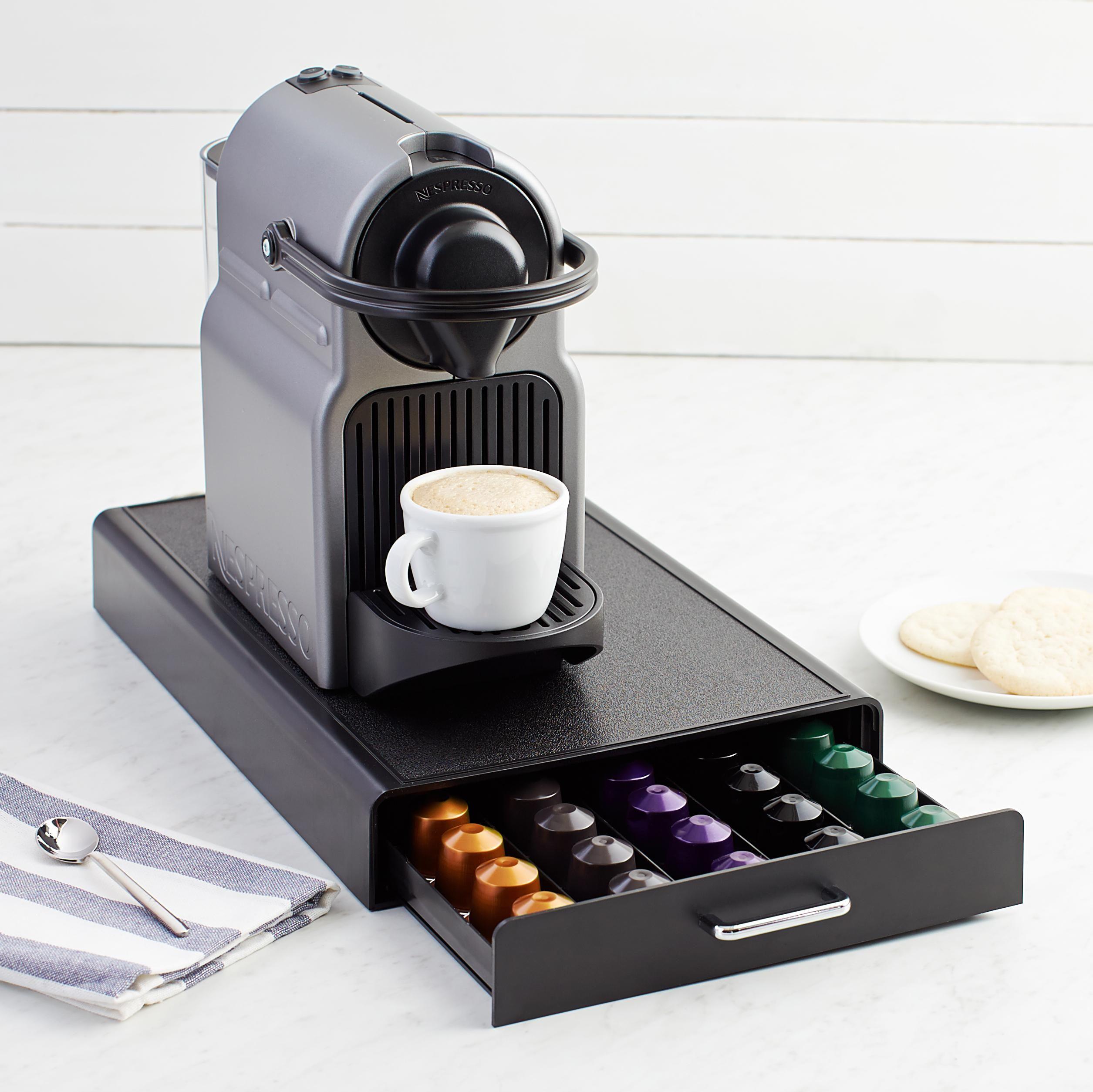 Basics Coffee Storage Drawer For Nespresso Capsules
