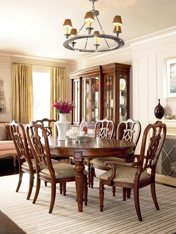 Fredericksburg Dining Set by Thomasville Furniture FREE