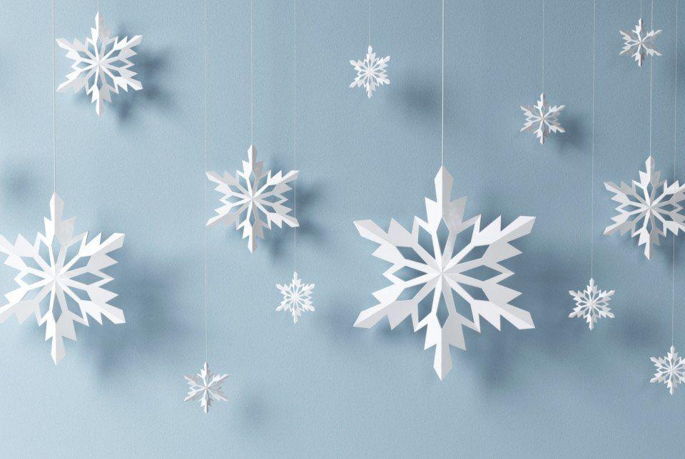 Weihnachtsdeko: Aus Papier Selber Basteln
