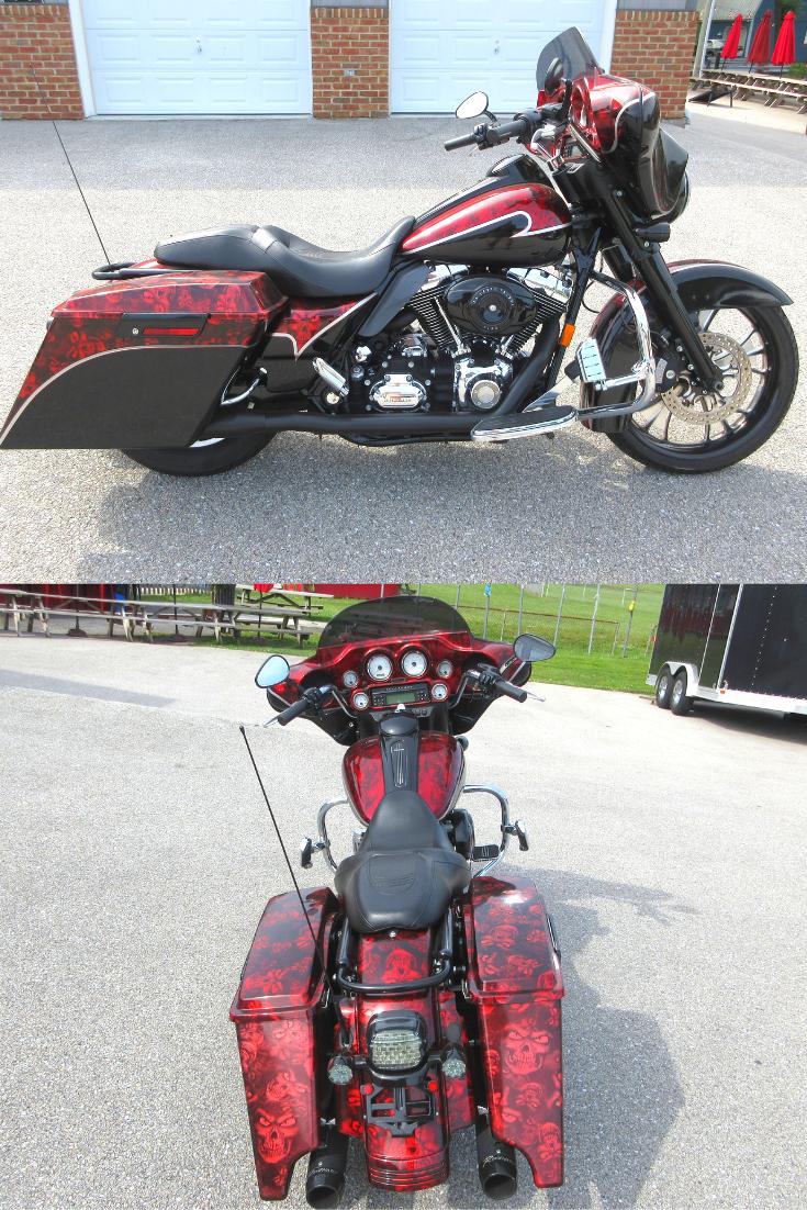 2008 Harley-Davidson® FLHX Street Glide®   Harley Bikes