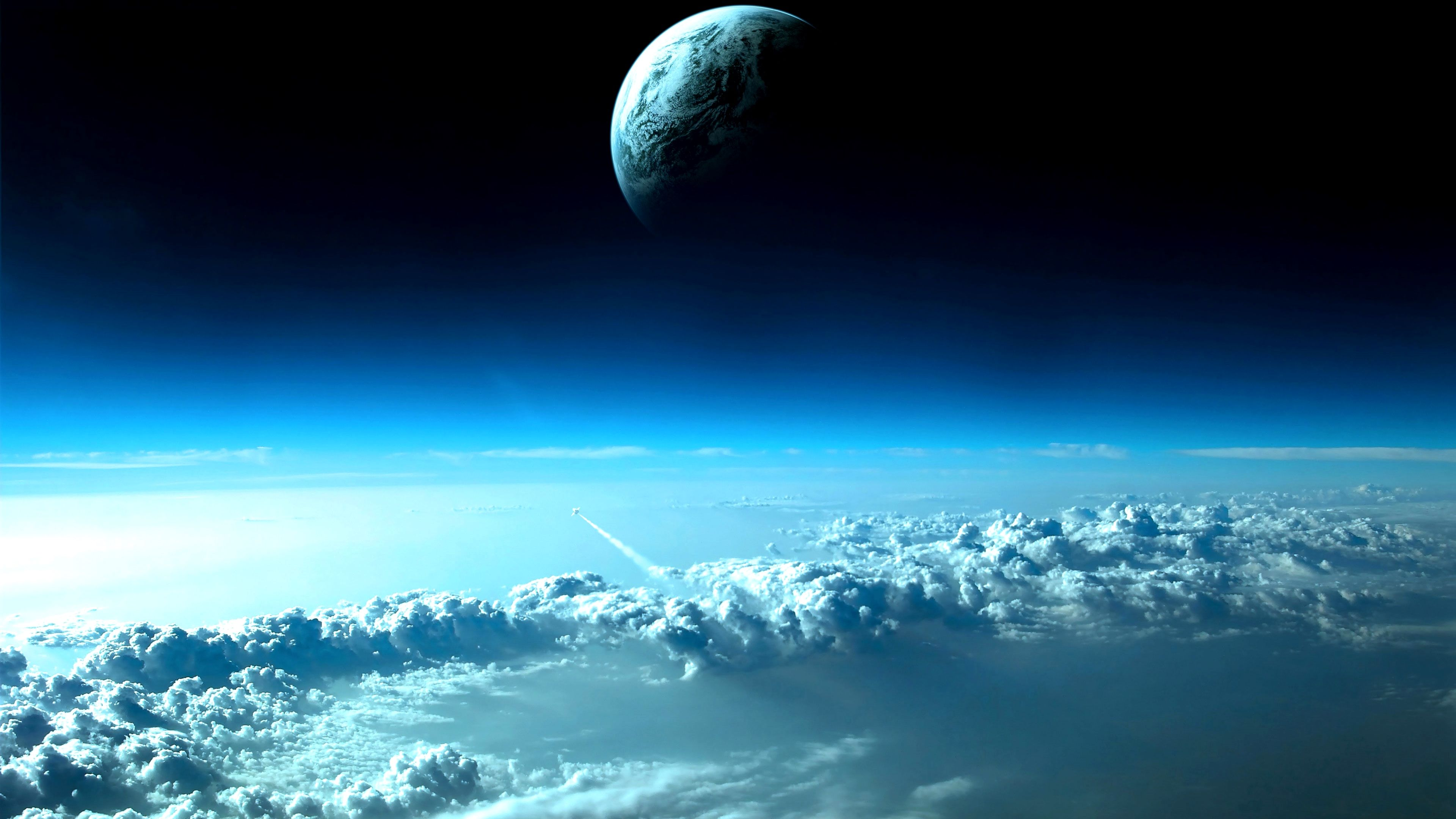 Cool 4K Space Wallpaper Gallery Check more at https