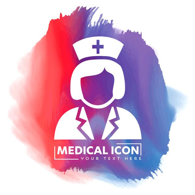 Nurse Doctor Vector Icon Hospital Icon Vector Icons Free Support Symbols