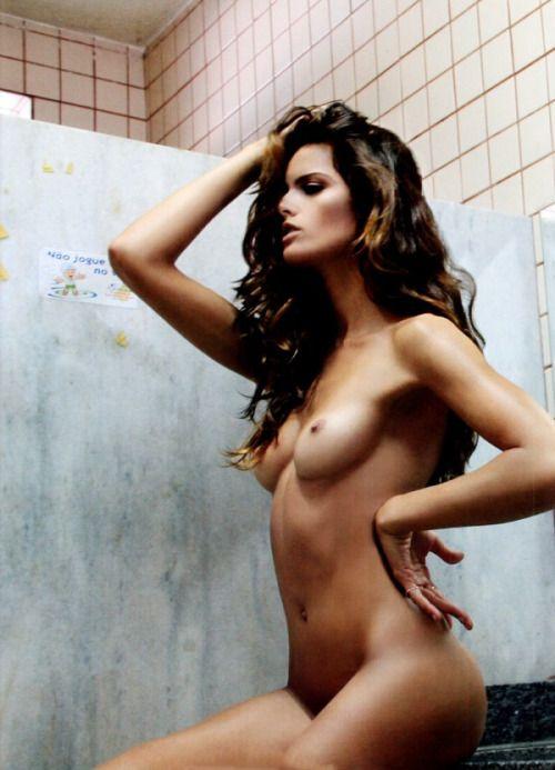 Isabel goulart nude photos