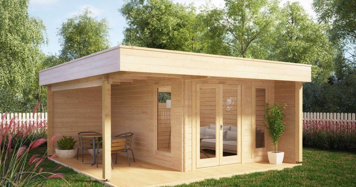 Hansagarten24 Gmbh Gartenhaus Gartenhutte Online Verkaufen Welchen Prozess Werden Sie Fur Den Bau Eines Garden Log Cabins Summer House Garden Summer Houses Uk