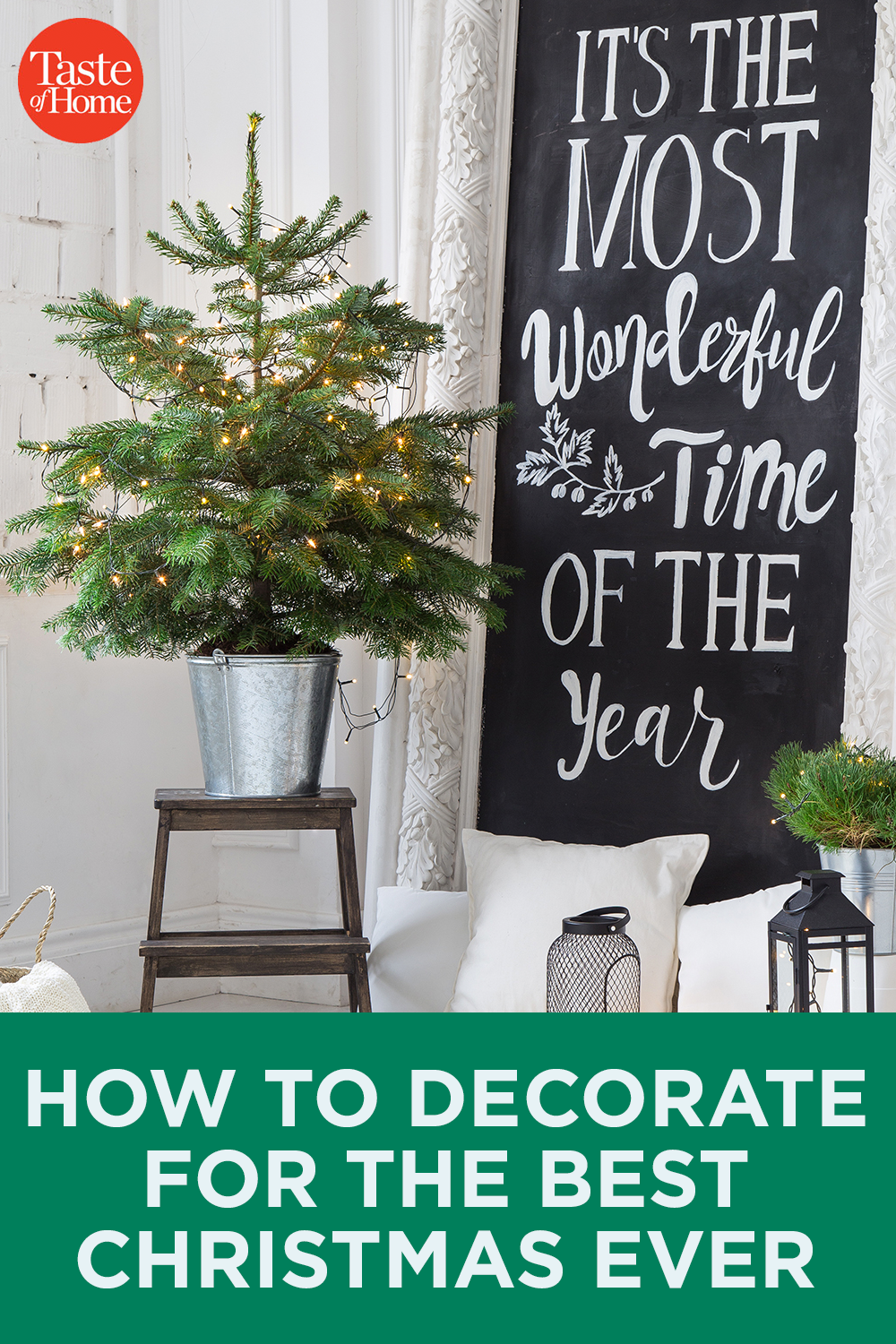 20 Christmas Decoration Ideas Because It Really Is Never Too Early Holiday Centerpieces Christmas Decorations Winter Wedding Centerpieces