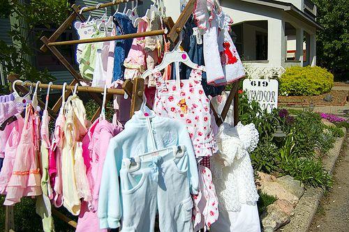 Baby-Garage-Sale.jpg (500×333) | Garage Sale | Pinterest | Baby ...