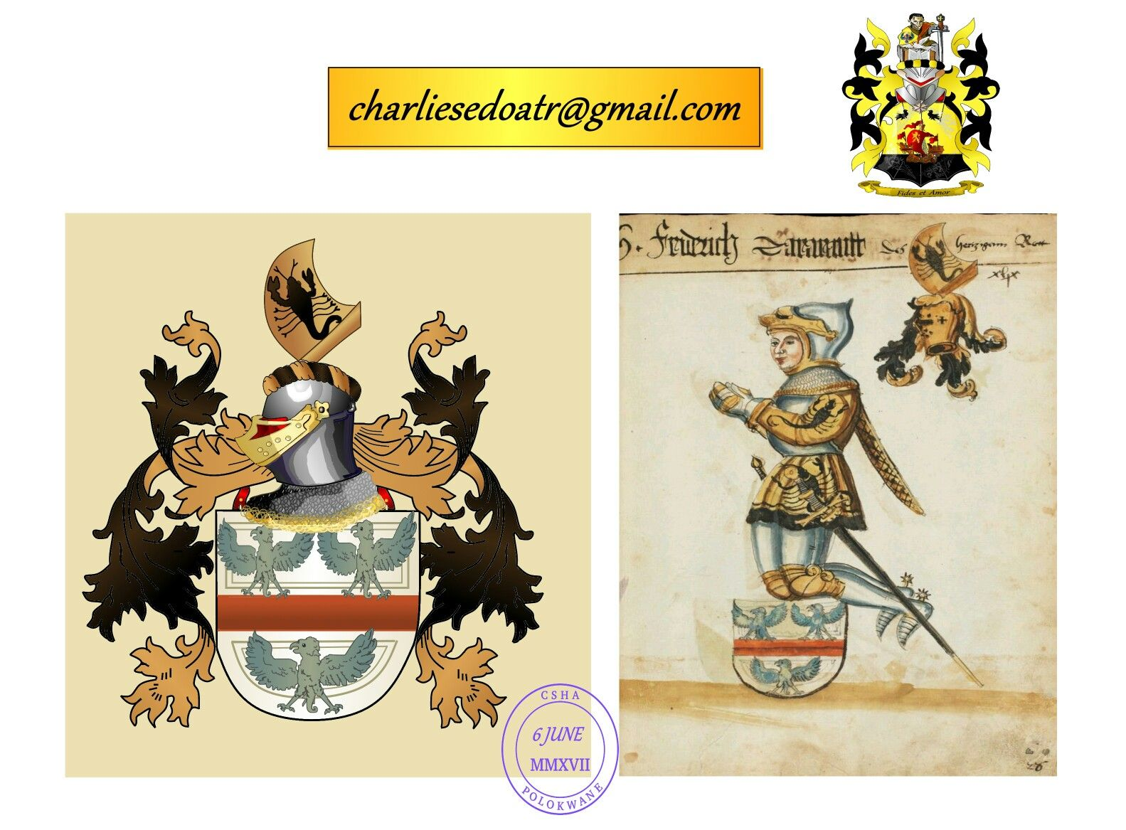 Who Designed The Coat Of Arms | How I Would Have Designed The Coat Of Arms For This Painting