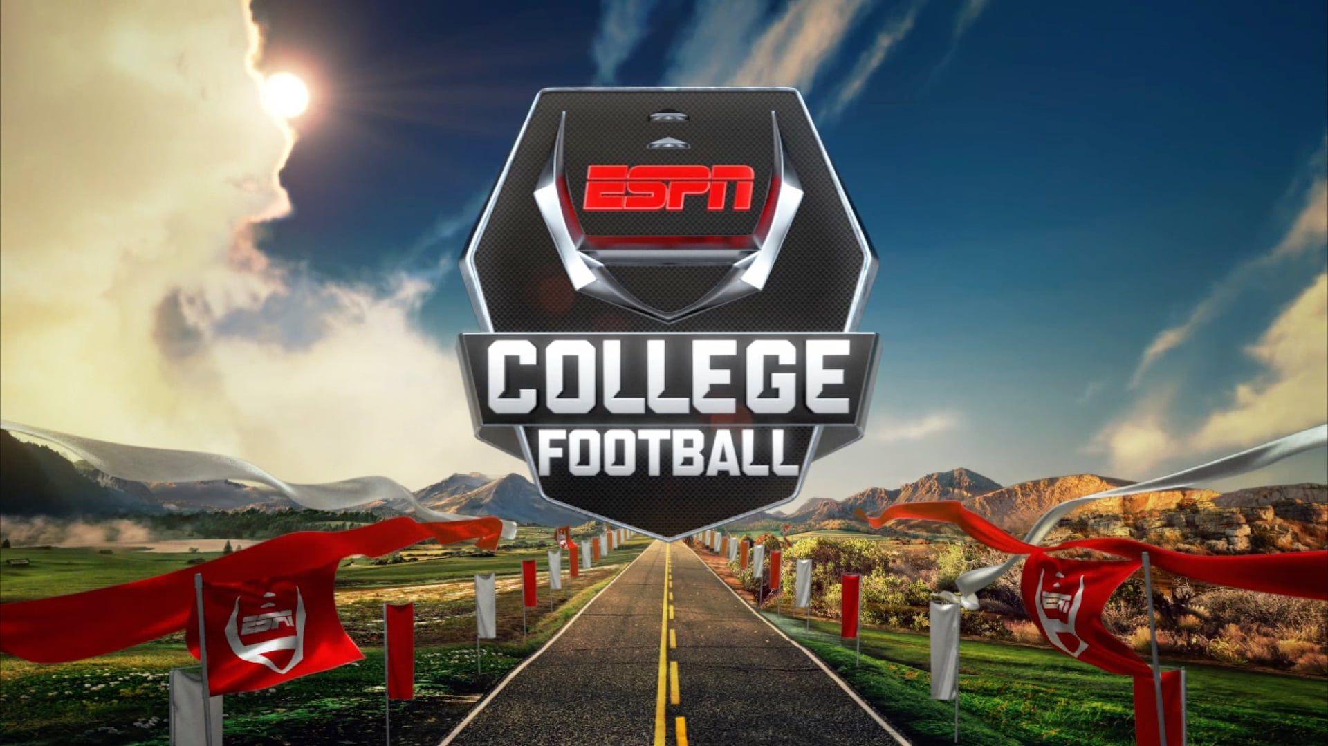 Espn College Football Sizzle Espn College Football College Football College