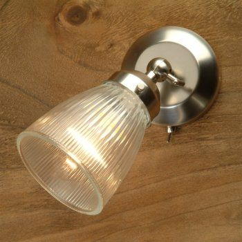 Betty Twyford Pimlico Wall Lamp with fixings