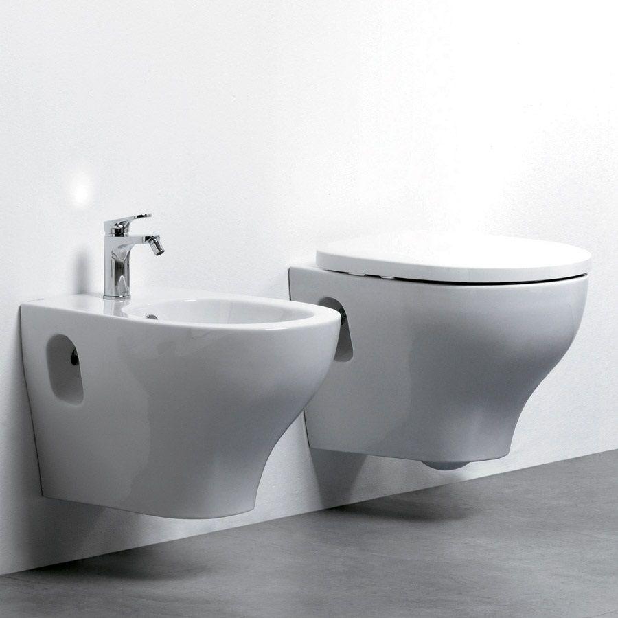 Sanitari Cover Sospesi Moderni In Ceramica Moderno Ceramica E