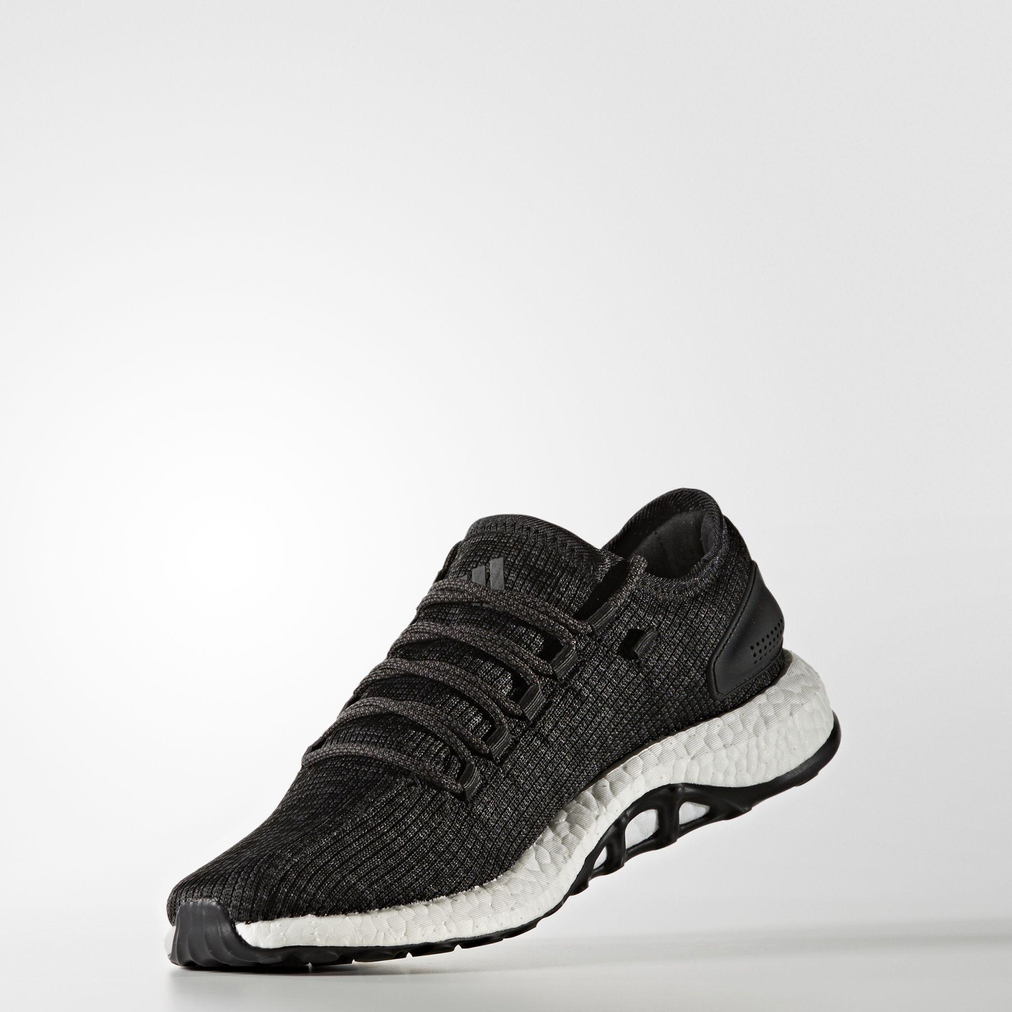 Adidas PureBOOST // Core Black