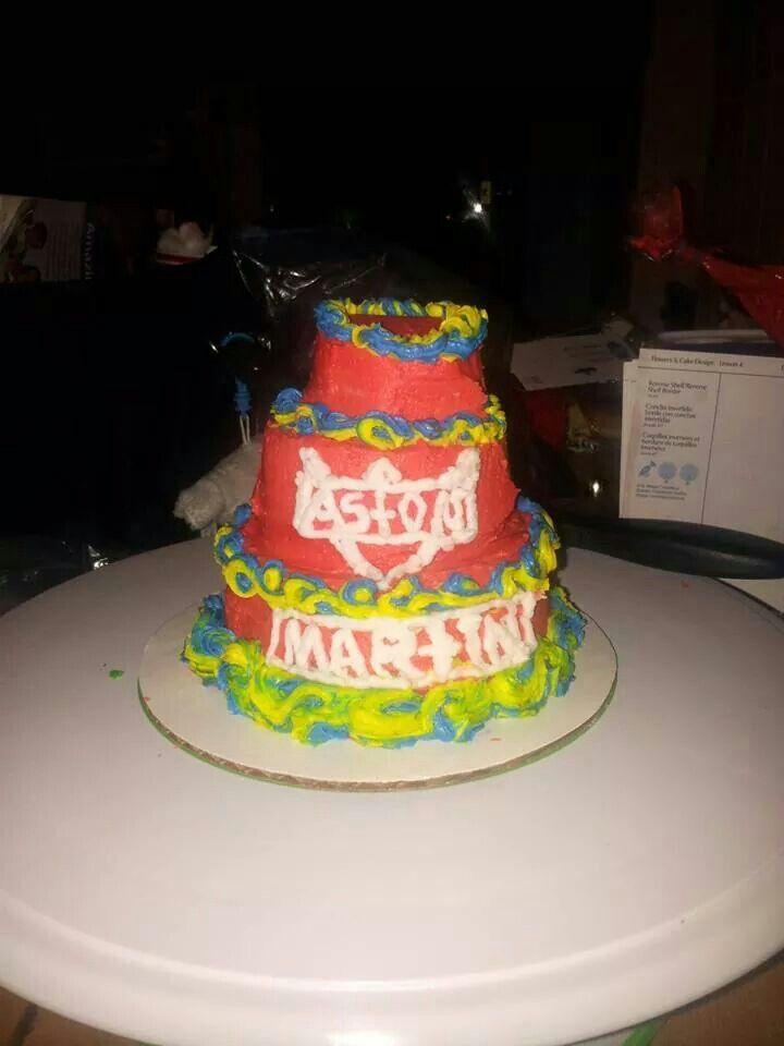 Aston smash cake with images cake desserts baking