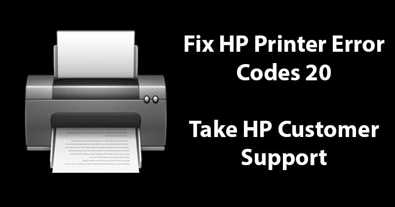 Hp_printer_Error_20 #Hp_printer_Error_Code_20