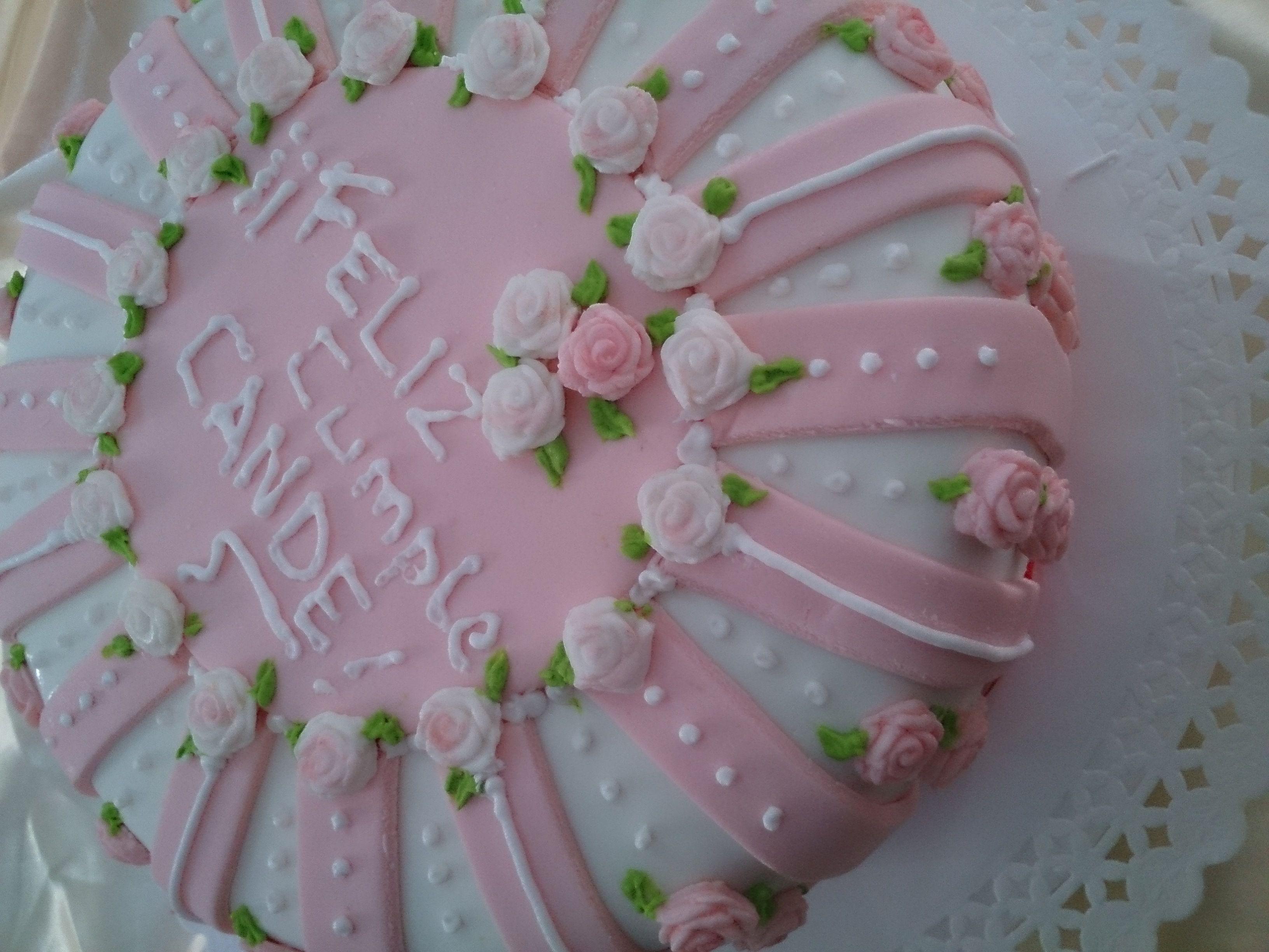 Estilo Shabby Chic Decoracion Fiestas ~   estilo Shabby Chic #tortas #torta #cumplea?os #eventos #cordoba #