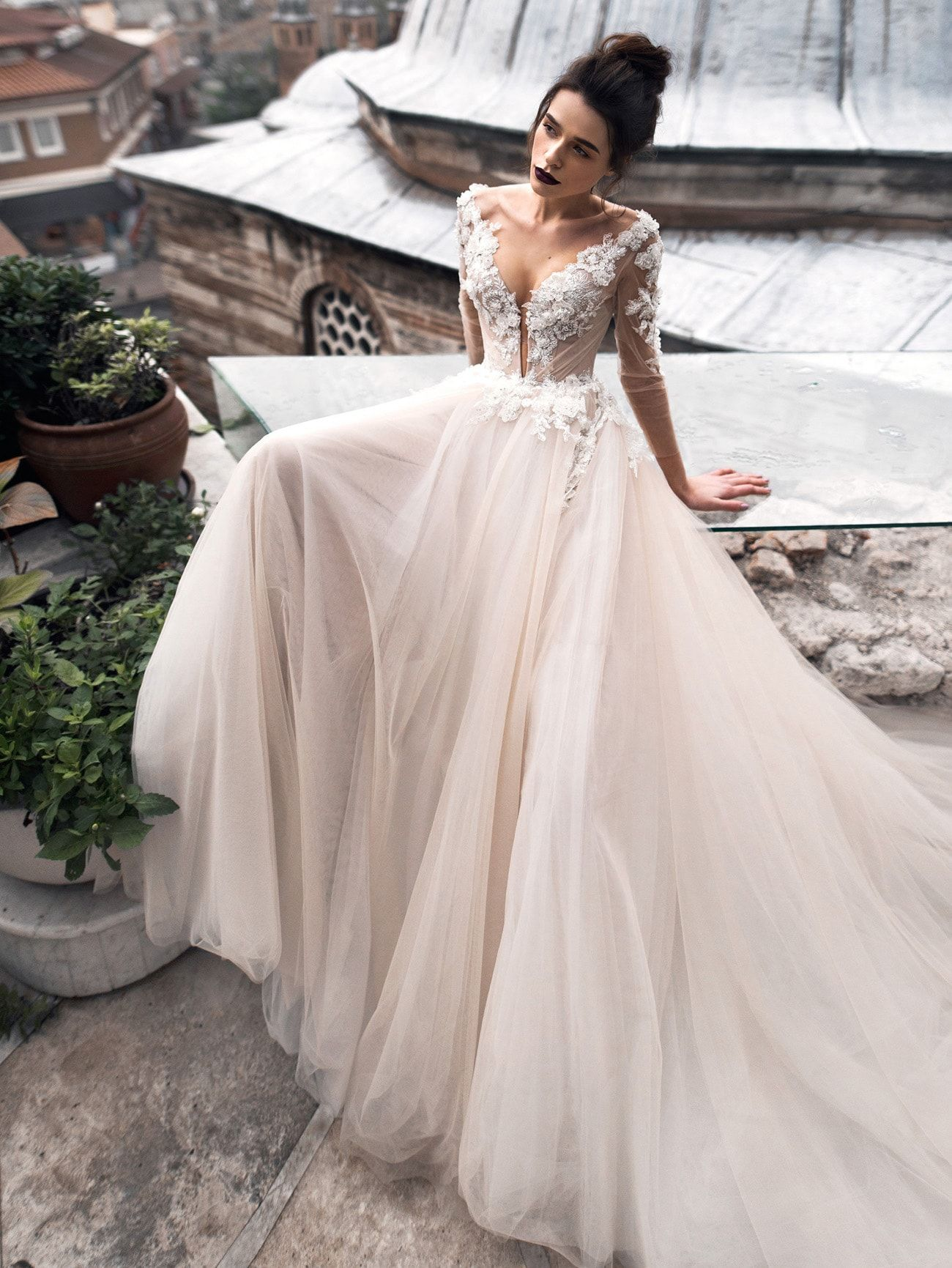 Wedding Dresses For Pear Shaped Brides Long Wedding