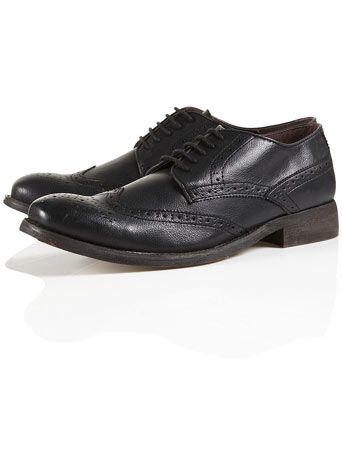 """Durham Brogue"" Formal Shoe"