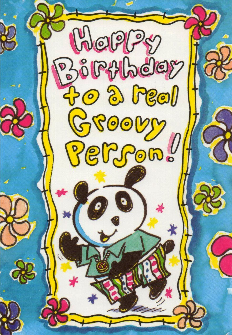 Humorous Greeting Card General Birthday Scott Nelson And Son