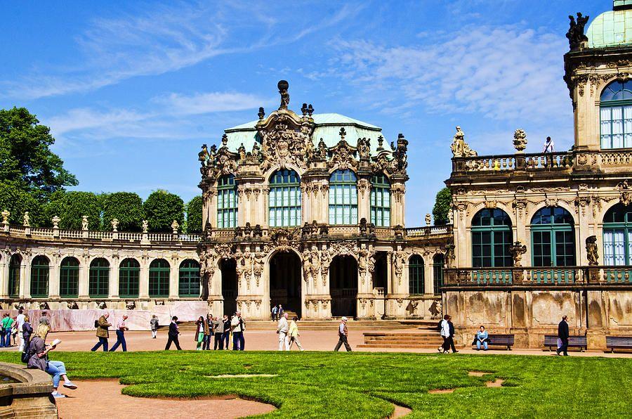 Zwinger Palace Dresden Germany By Jon Berghoff Dresden Germany Dresden Germany