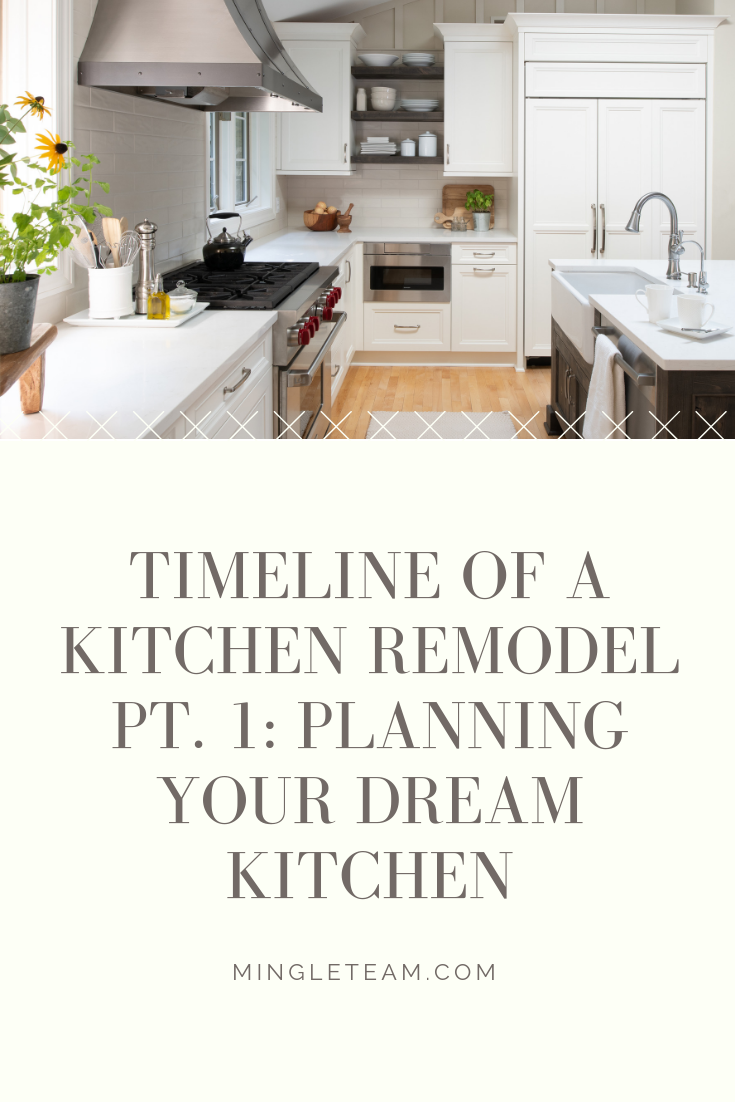 timeline of a kitchen remodel part 1 planning your dream kitchen kitchen remodel dream kitchen on kitchen remodel timeline id=65165