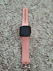 Fitbit FB504 Versa 39mm One Size Smart Watch - Rose Gold #Fitness