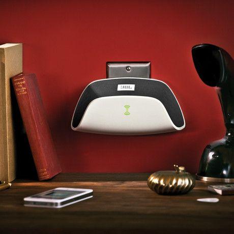 JBL Soundfly AP AirPlay Plug-in Speaker
