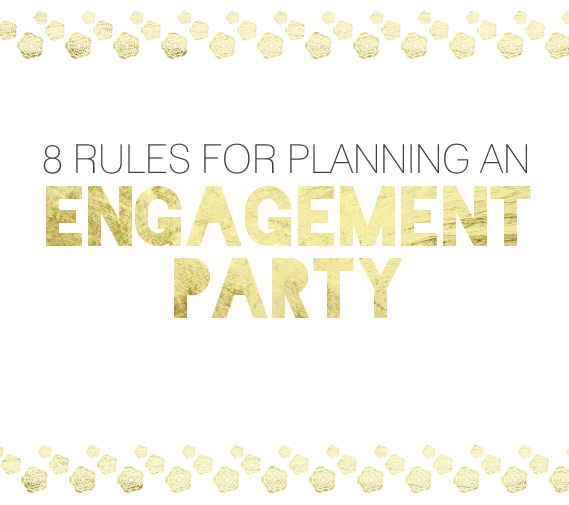 Planning An Engagement Party You Might Be Wondering Who Hosts Where It Is Held And When Should Have There Are So Many Questions