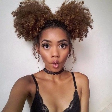 Afro Hairstyles 31 Trendy Afro Hairstyles For Women In 2020 Natural Hair Styles Hair Styles Curly Hair Styles