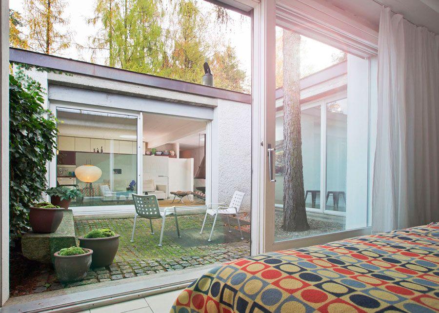 Was Ist Ein Atrium ein atriumhaus des architekten eduard neuenschwander aus den 1970er
