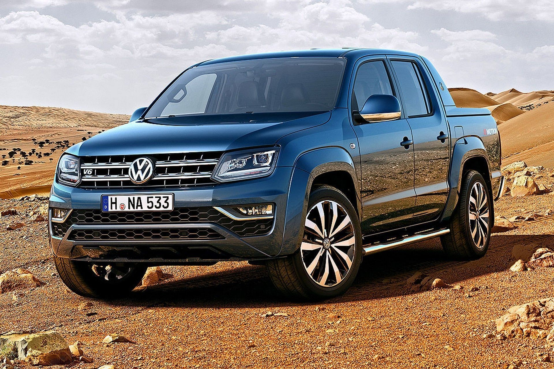 The Volkswagen Amarok 2020 Picture Release Date And Review Vw Amarok Vw Amarok V6 Volkswagen Touareg