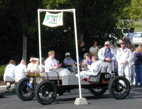 Northwest Vintage Speedsters -- Matt Ryan Speedster -- 418