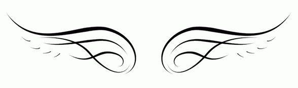 Angel Wings Tattoo Small Simple: Sugar Skull Tattoo Design By