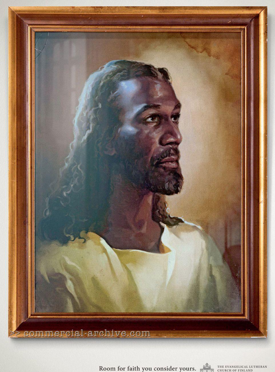 Image result for jesus black