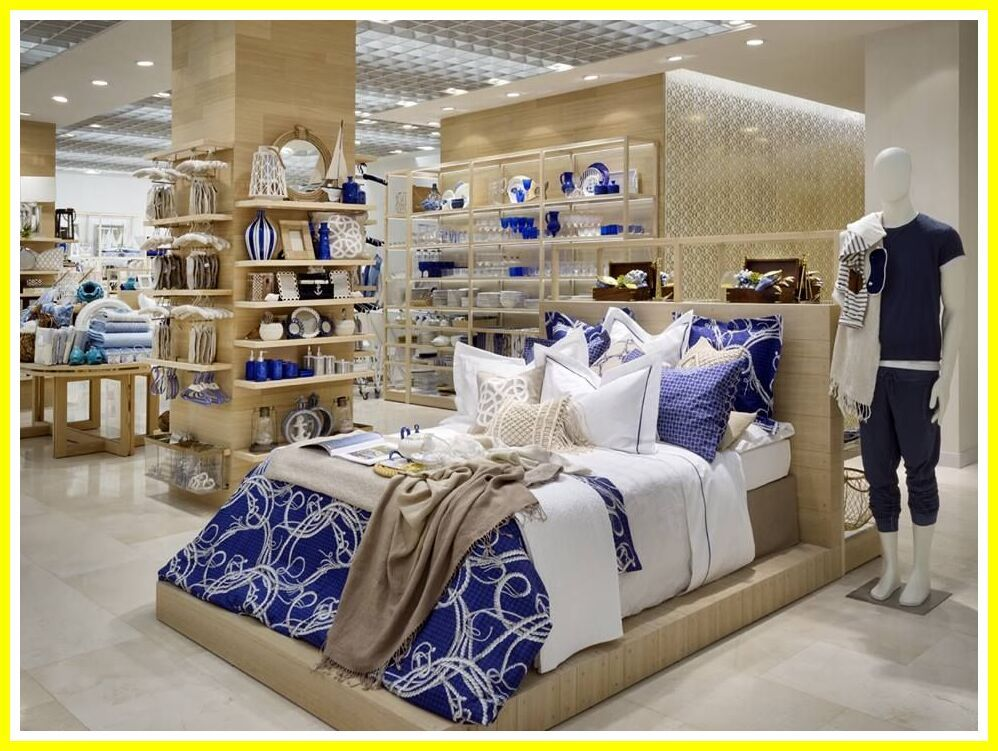 82 Reference Of Mattress Display Bed Store Interiors Store Interior Shop Interior Design