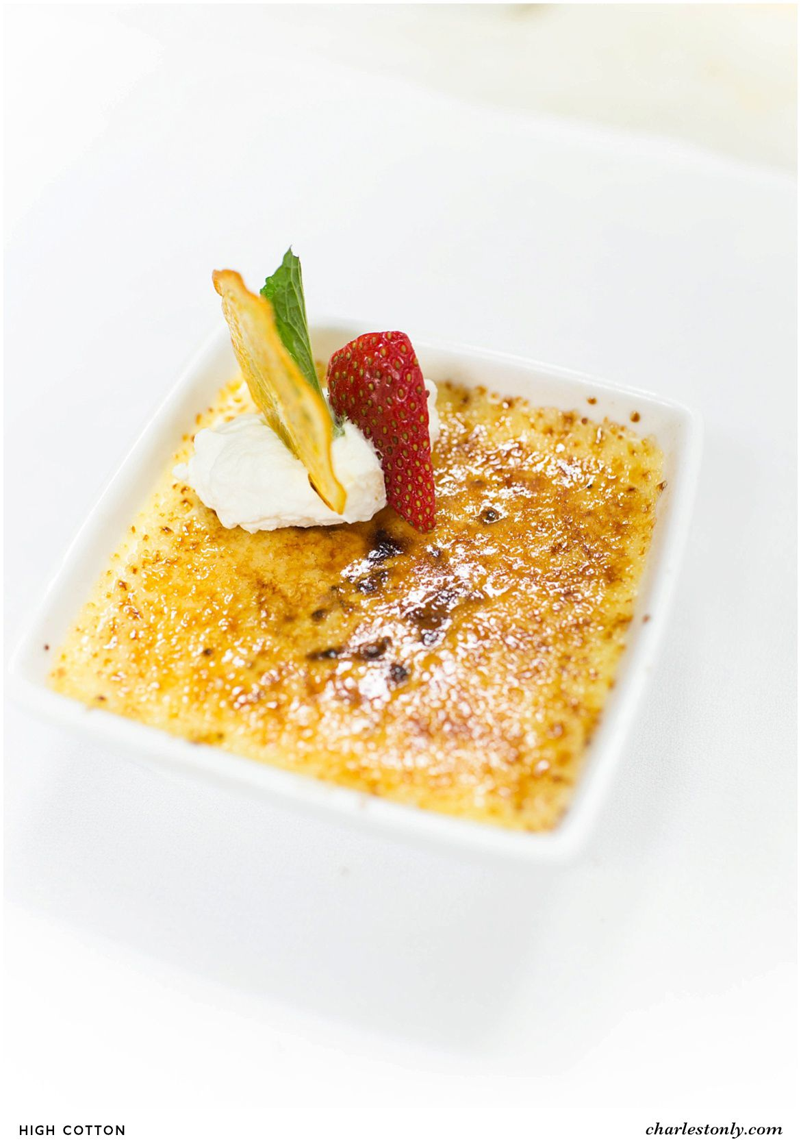 High Cotton | Charleston's Iconic Desserts | Charlestonly.com