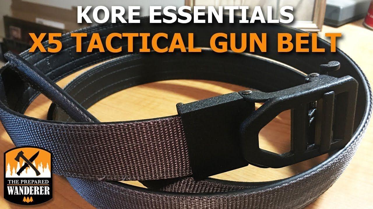 Pin On Kore Gun Belt Reviews Kore essentials x5 black buckle black tactical gun belt. pinterest