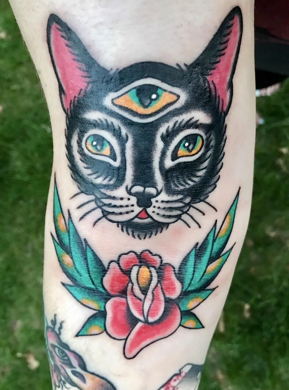 40++ Stunning My cat memorial tattoo image ideas