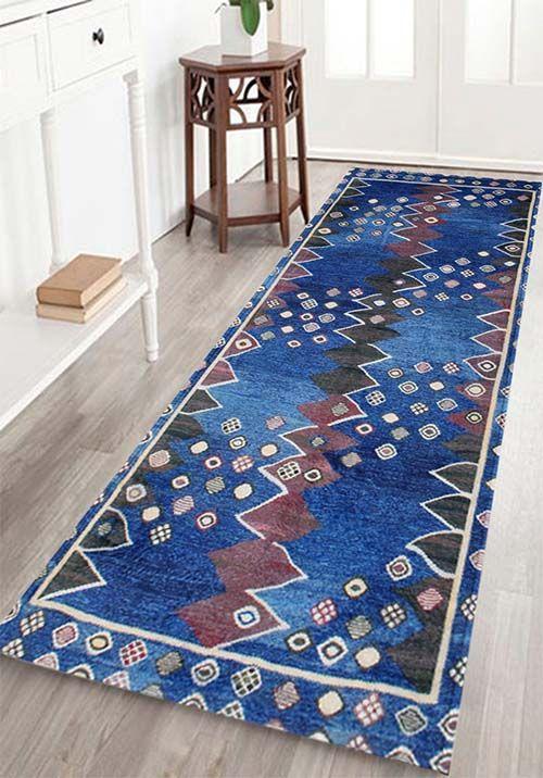Home Decor IdeasEthnic Antislip Coral Velvet Bathroom Rug Bath - Coral bath rugs for bathroom decorating ideas