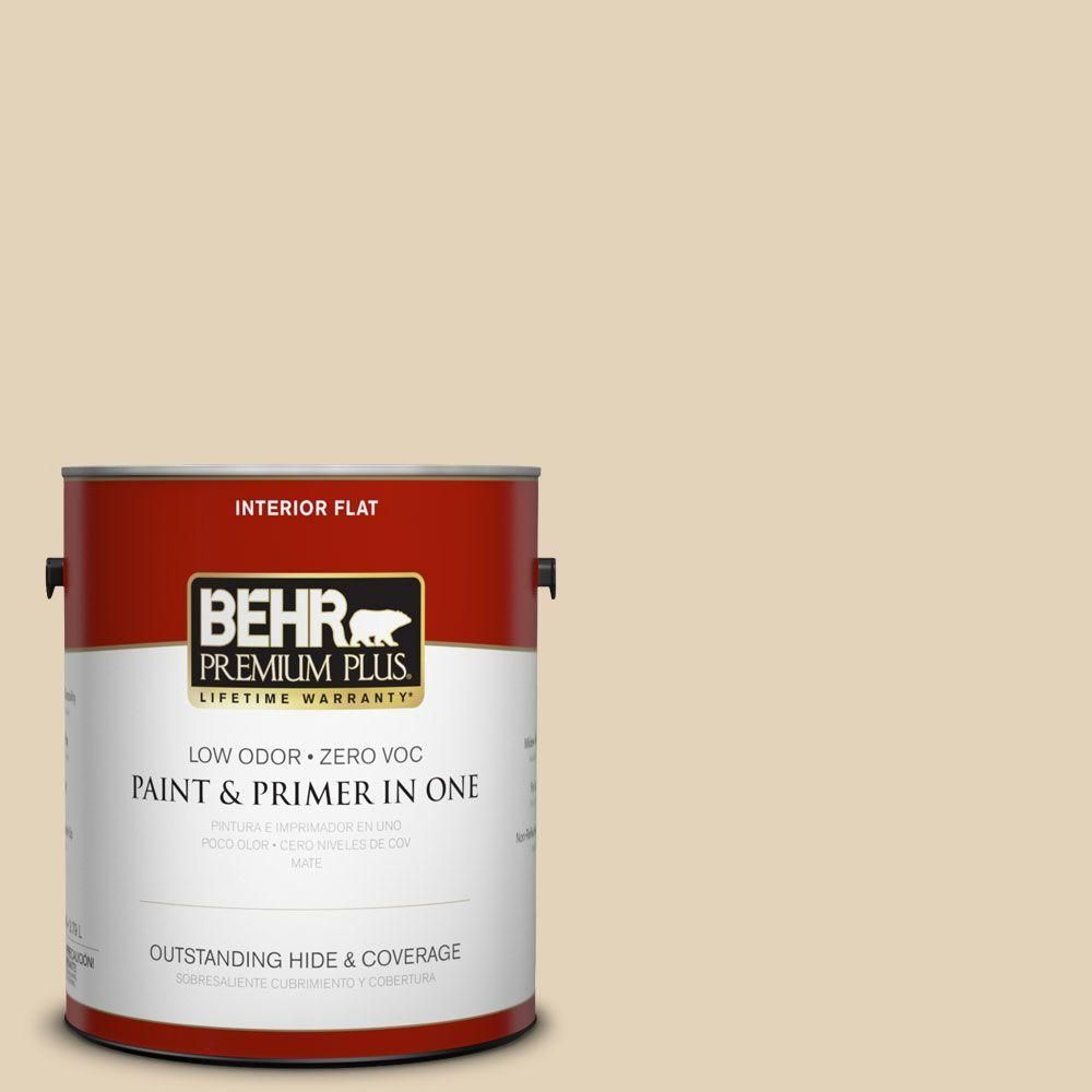 Bxc 50 Stucco White Flat Interior Paint