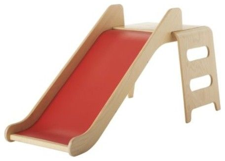 Charming VIRRE Slide With Ladder And Guard Rail Modern Kids Toys From Ikea