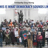 Solidarity Forever (gospel version) by Solidarity Sing Along on SoundCloud