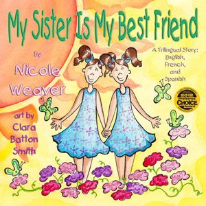 Book Review My Sister Is My Best Friend My Best Friend Children S Picture Books Kids Story Books