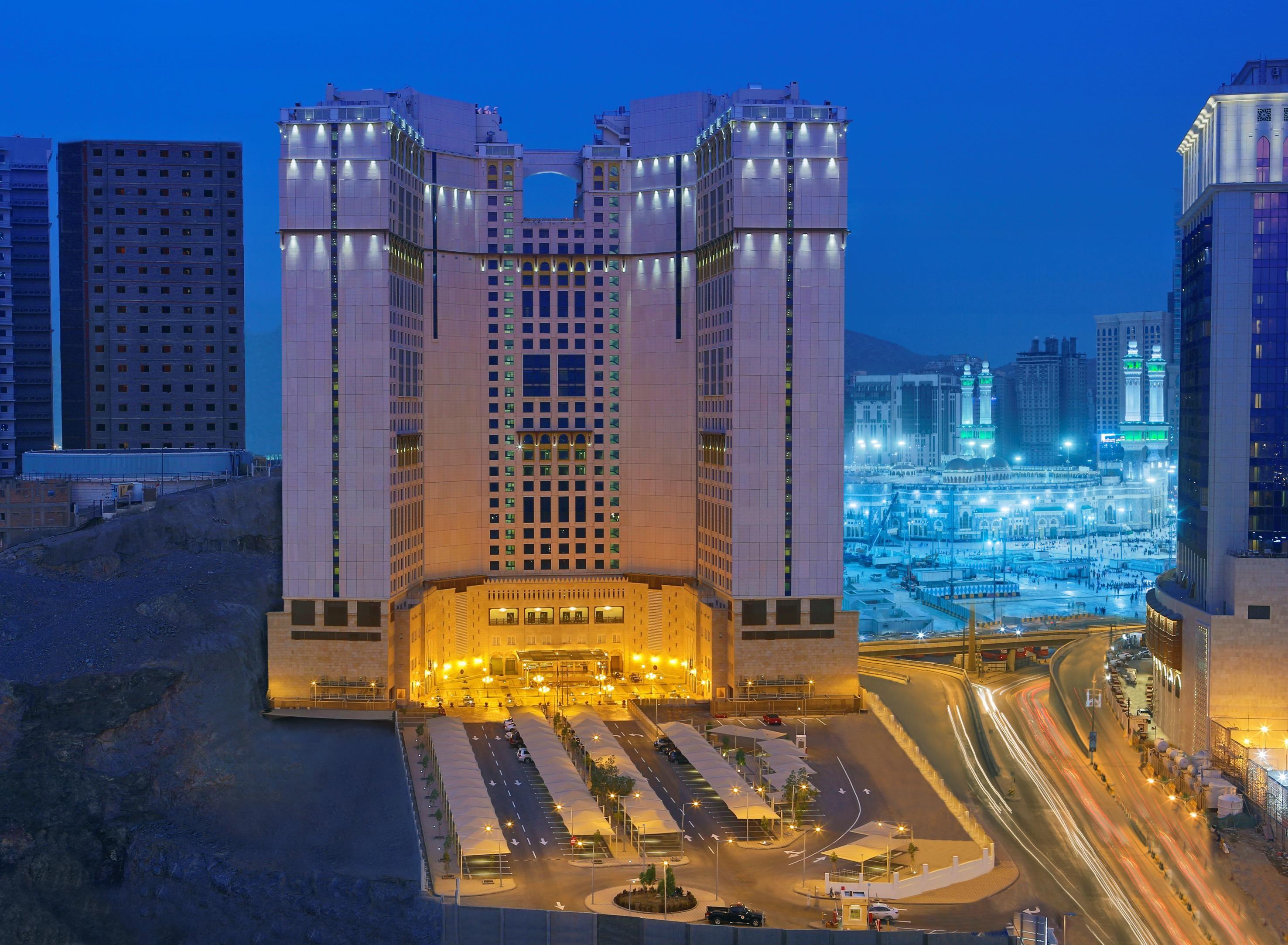 فندق انجم مكة بالصور