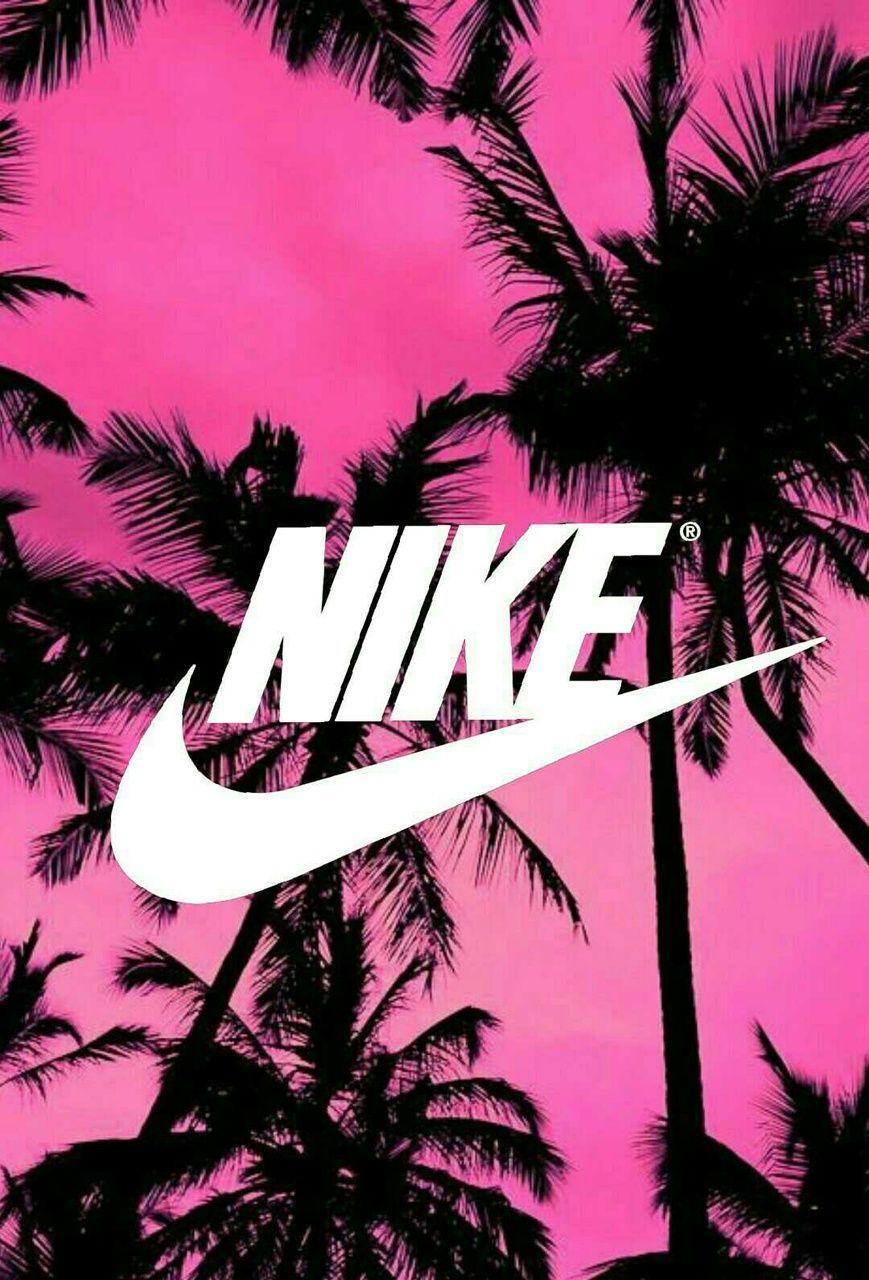 Hot Pink Nike Wallpapers On Wallpaperdog Pink Nike Wallpaper Nike Wallpaper Pink Nikes