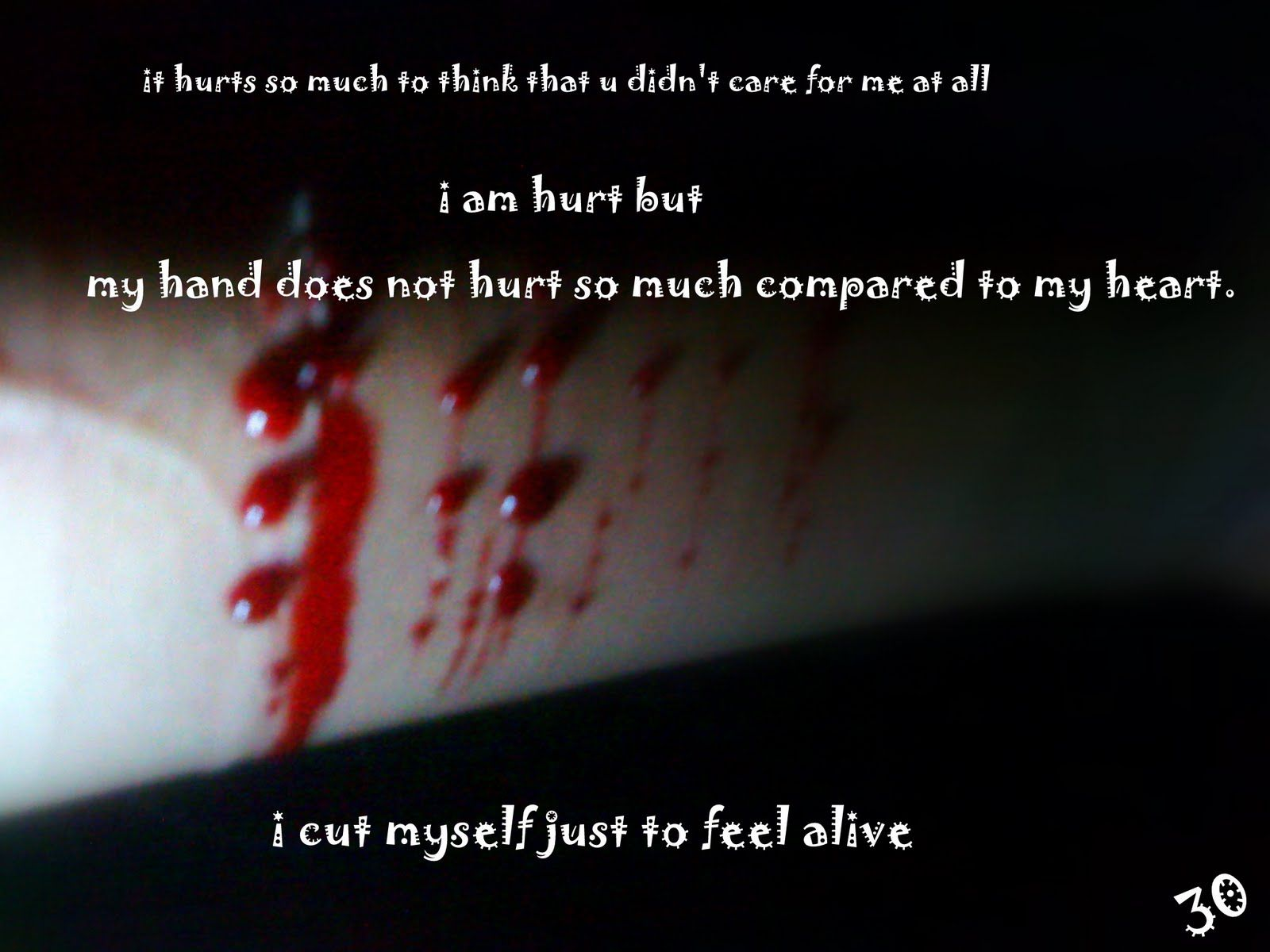 Emo Cutting Quotes: Sweet Devilz Conty: EMo Quotes